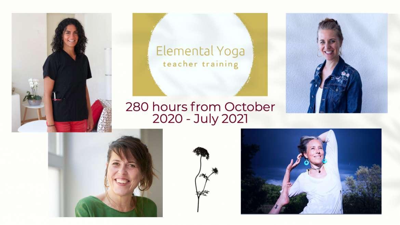 Elemental Yoga Teacher Training